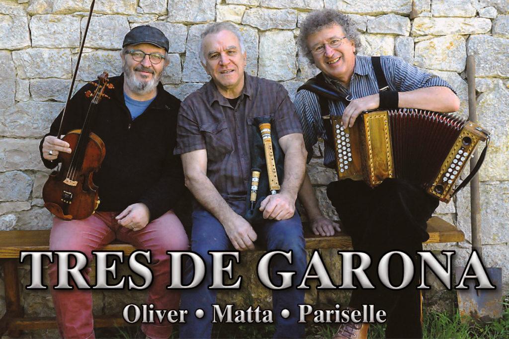 Tres de Garona