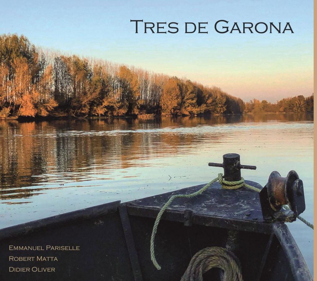 couverture cd Tres de Garona 2020
